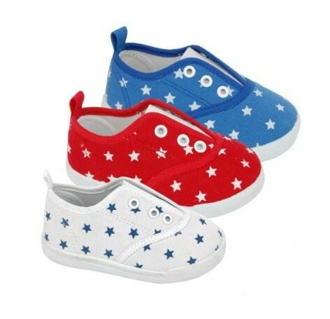 Comprar Zapatillas bebé Lona Unisex Estrellita muy baratos
