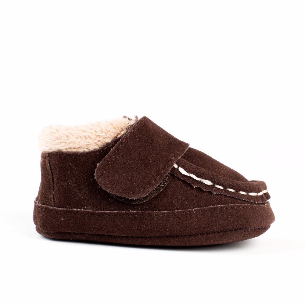 c3ea6096055 Comprar Botas Bebé Niña Invierno marrón chocolate baratas