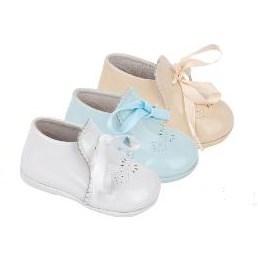 4b554776b Comprar Zapatos Primeros Pasos Bebé Blanco Zippy baratos
