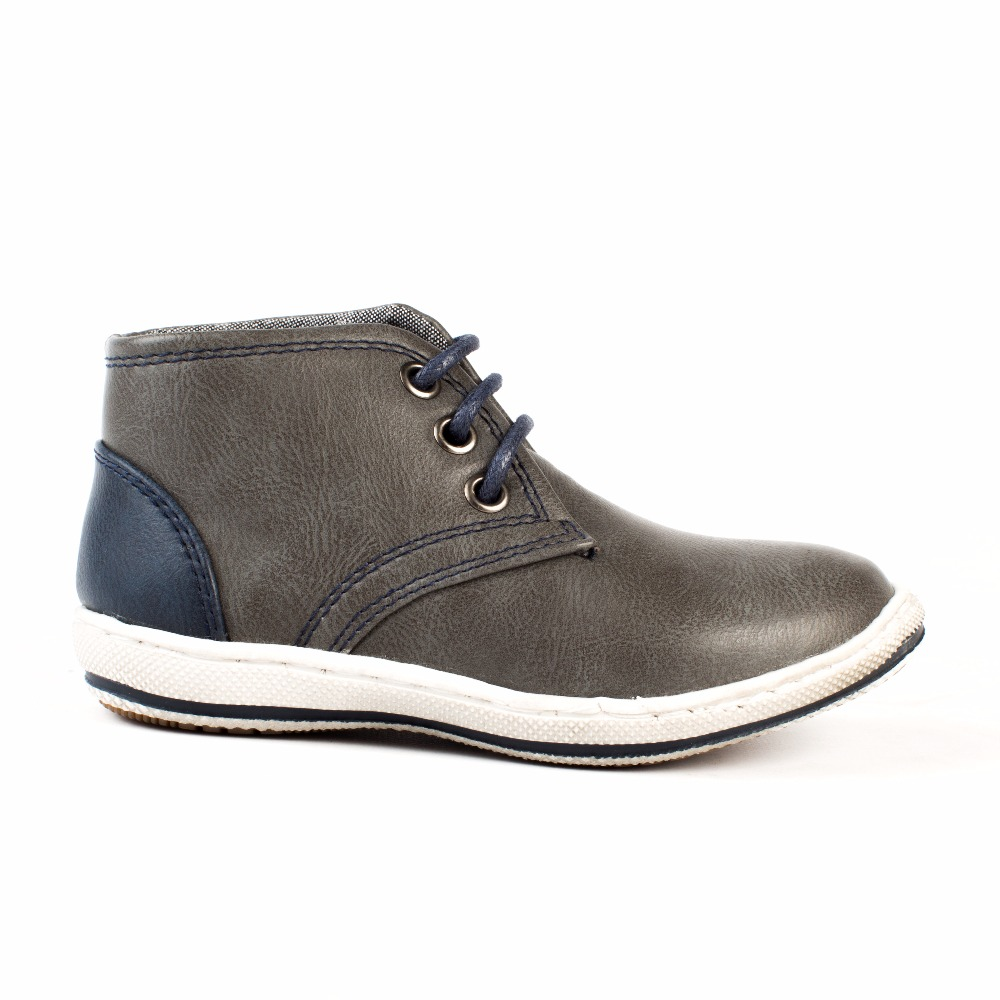 3b8bd5b62 Comprar botas niño gris Chaplin baratas