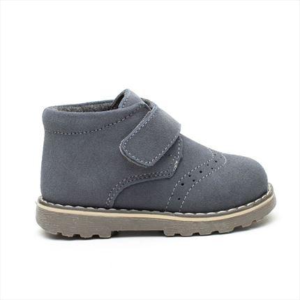 Compra Grises Zapatos de niño en talla 31 online   FASHIOLA
