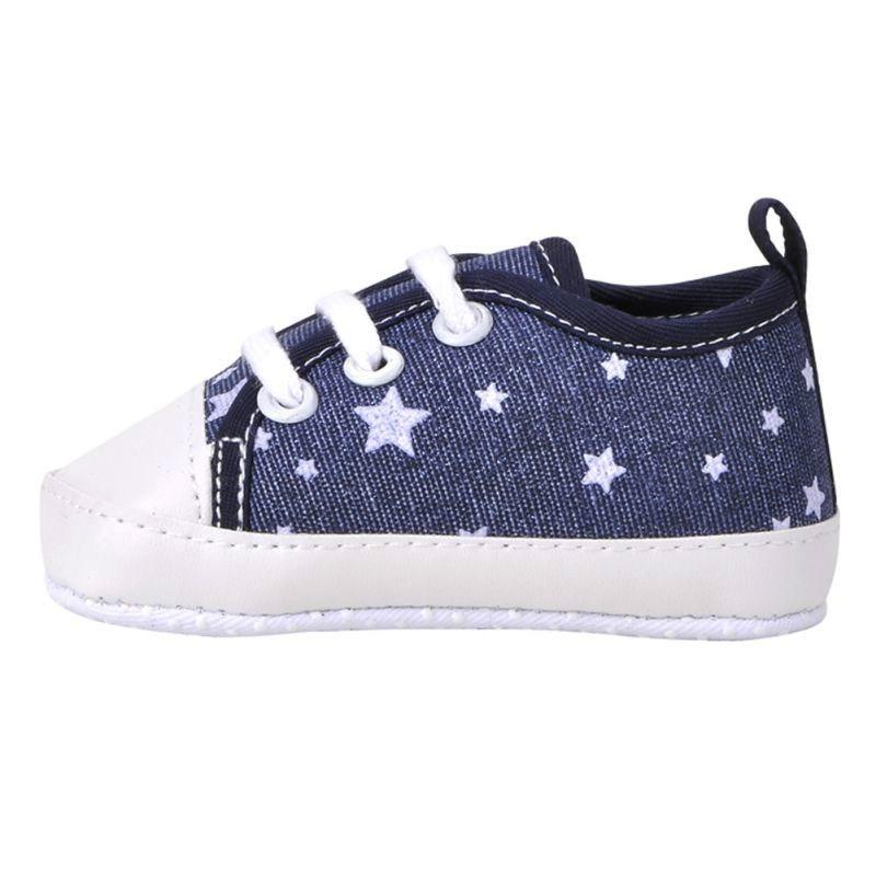 c98b20e697797 Comprar Zapatillas Deportivas bebé niña baratas azul Estrella