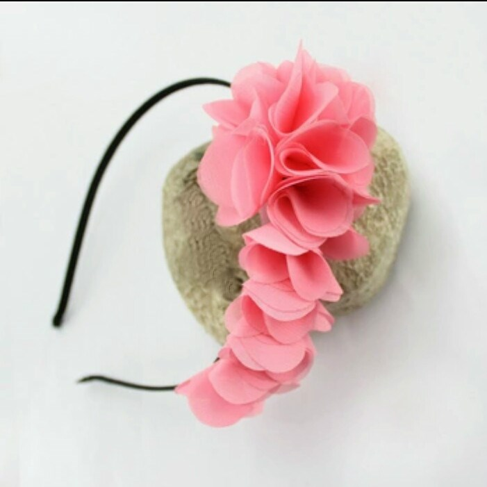 Comprar Diadema de Bebé para el pelo Flor por solo 2,5€