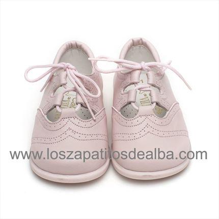 0fba8e5b Envio 24horas  zapatos Alba Zapatos Rosa Niña. Inglesitas Rosa Baratas.  Envio 24horas  zapatos Alba