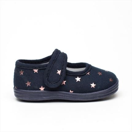 bb334f43 Merceditas Lonas Azul Marino Estrellas. Tus Lonas Niña Baratas.