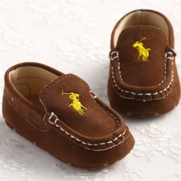 Mocasines bebé Niño Polo