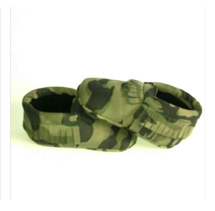 e1c1a43f9 ... Comprar Mocasines Bebé Niño camuflaje verde baratos