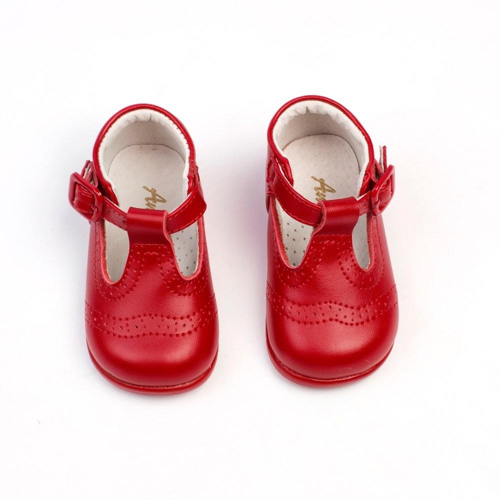 9206f6d1 ... Pepito bebe rojo con troquelado inglés (1) ...