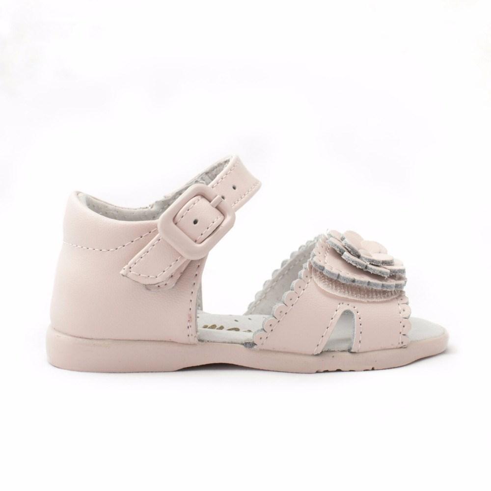 2db60a56f Comprar Sandalias bebé niña baratas Rosa Lola. Zapatos Bebés.