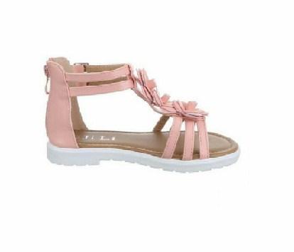 Sandalias para niña rosa ViO9mx