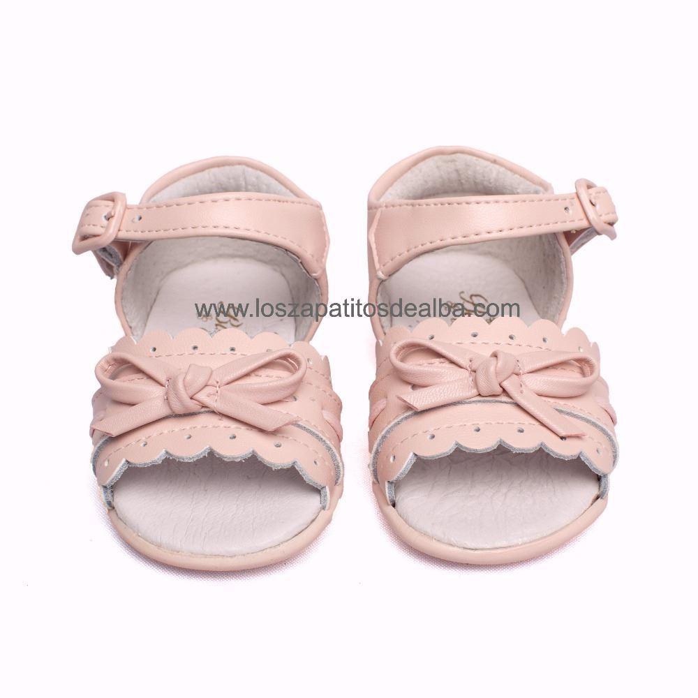 256b366ae Comprar Sandalias Bebé Niña Rosa Modelo Bimba baratas