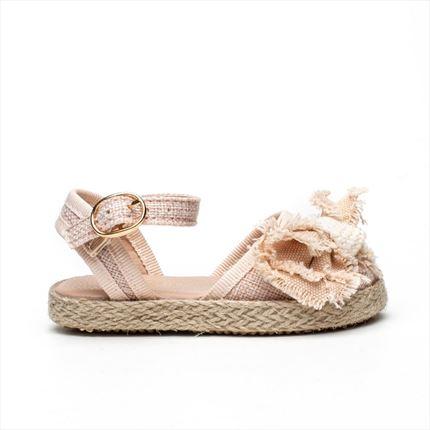 078613037 Menorquinas niña baratas. Sandalias para niña bonitas.