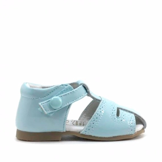 578003138 Comprar sandalias niños baratas color celeste modelo Steven