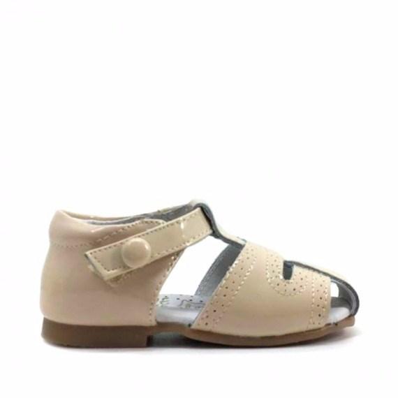 ba93cd76 Comprar sandalias niño beige modelo Steven baratas