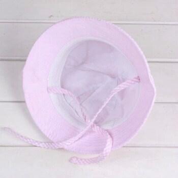 fd477505162fe ... Sombrero playa bebe pesquero marrón (2) ...