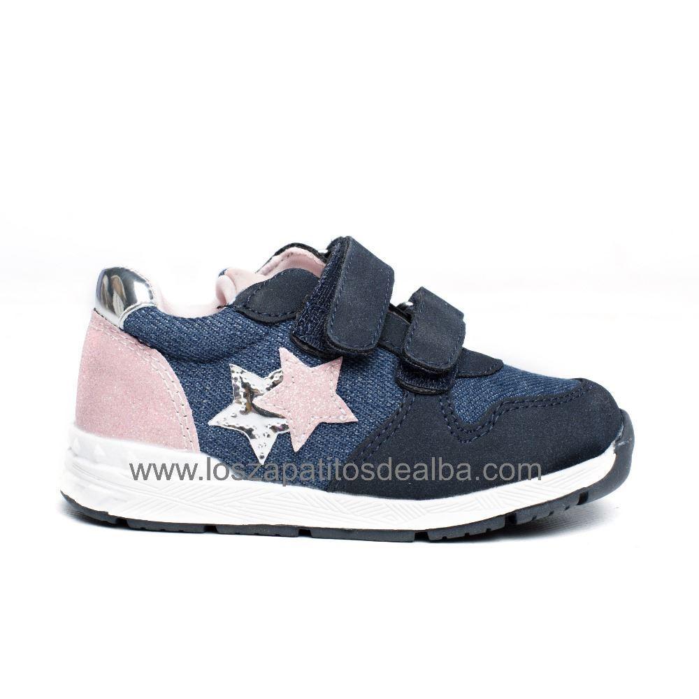 ab96f0df0 Zapatillas deportivas baby azul modelo Stars baratas