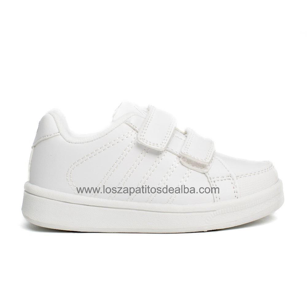 b51cc96f6 Comprar Zapatillas Deportivas Niña blancas Basic muy baratas