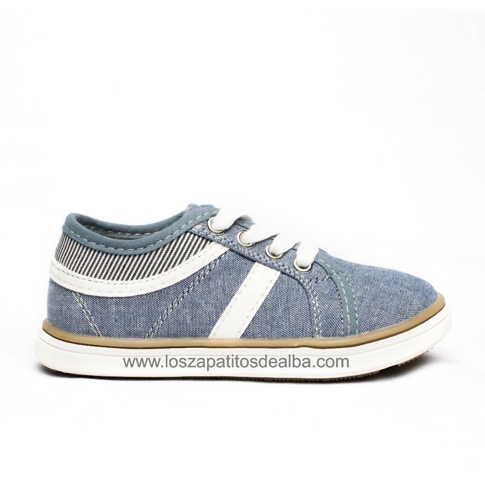 1df834ccd Comprar Zapatillas Lona Niño Jeans Casual muy baratas