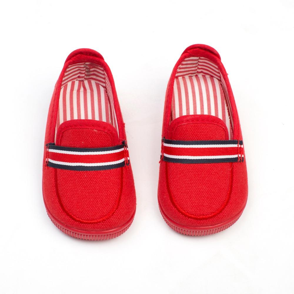 c8162a0d1 Comprar Zapatillas Niño Lona roja modelo Bandera baratas