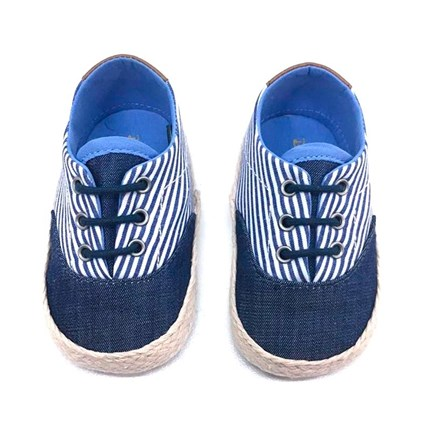 90e9b7f2a zapatillas lona bebe sin suela