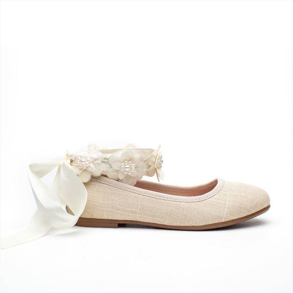74422dee033 Comprar Zapato Niña Ceremonia Beige.Zapatos Comunion Baratos ...
