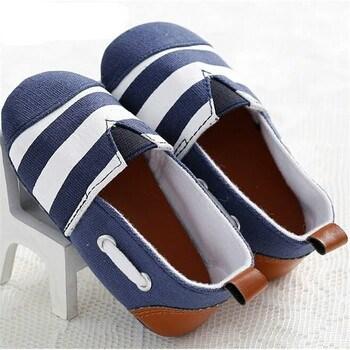 Zapatos marineros para bebé Yn7P5