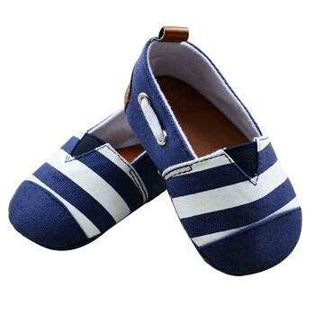 Zapatos azules marineros para bebé xndtWXPRQi
