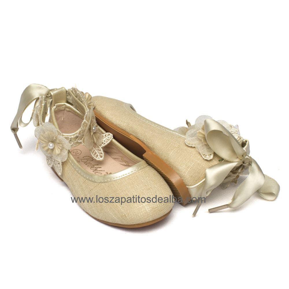 Comprar Zapatos niña Ceremonia Beige modelo Princess baratos