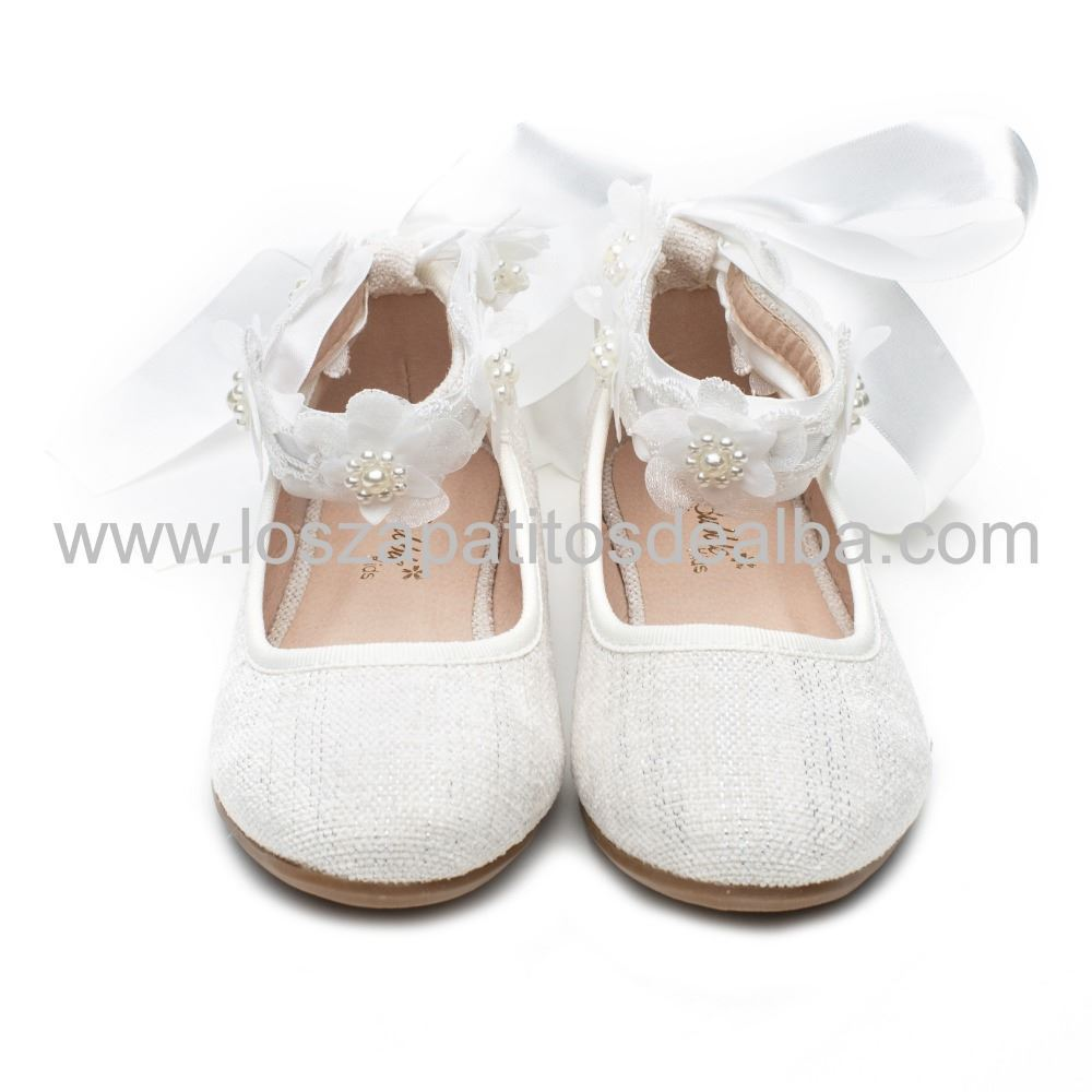 63c98faa Merceditas Ceremonia Niña Blanco. Zapatos Ceremonias baratos ...