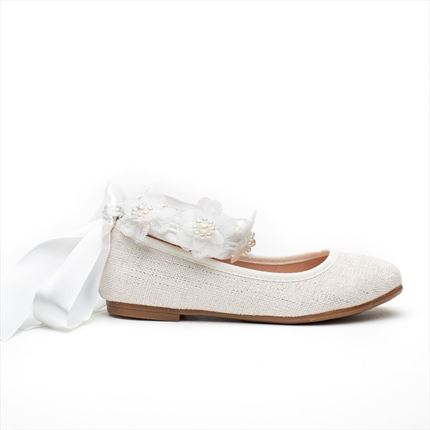 e215a010ae5 Merceditas Ceremonia Niña Blanco. Zapatos Ceremonias baratos
