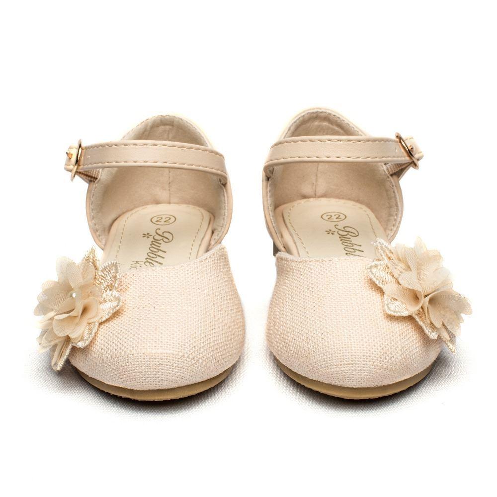 eacc16736 ... Zapatos ceremonia niña Nude modelo Margarita (1) ...