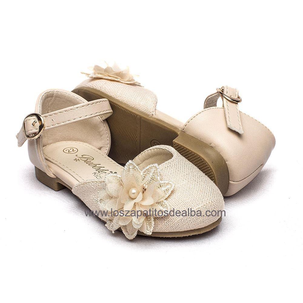 6aa9f554 Comprar Zapatos Modelo Ceremonia Margarita Baratos Nude rCxBodWe