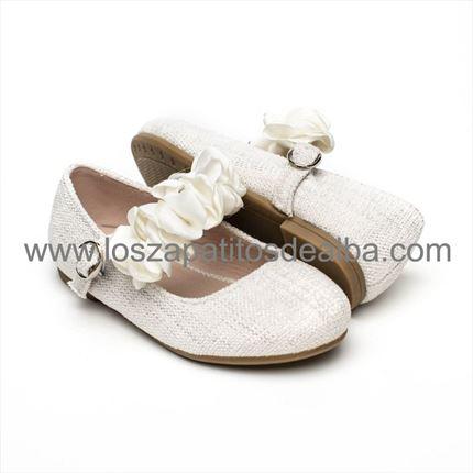 b61aa9db ... Comprar Zapatos Comunion Niña Beige Modelo Tiara baratos|zapatitos alba