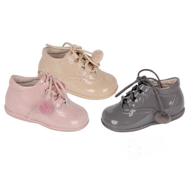 d5030c0e Zapatos Bebe Rosa Inglesitos charol baratos|zapatitos de Alba