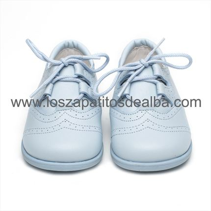 Zapatos Inglesitos Niño Burdeos Piel Modelo Bruno. ✓ Muy chulos