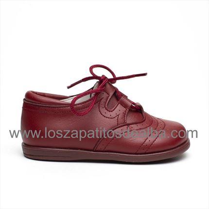 b609583e213 Zapato Inglesitos Niño Burdeos baratos|zapatitosalba ...