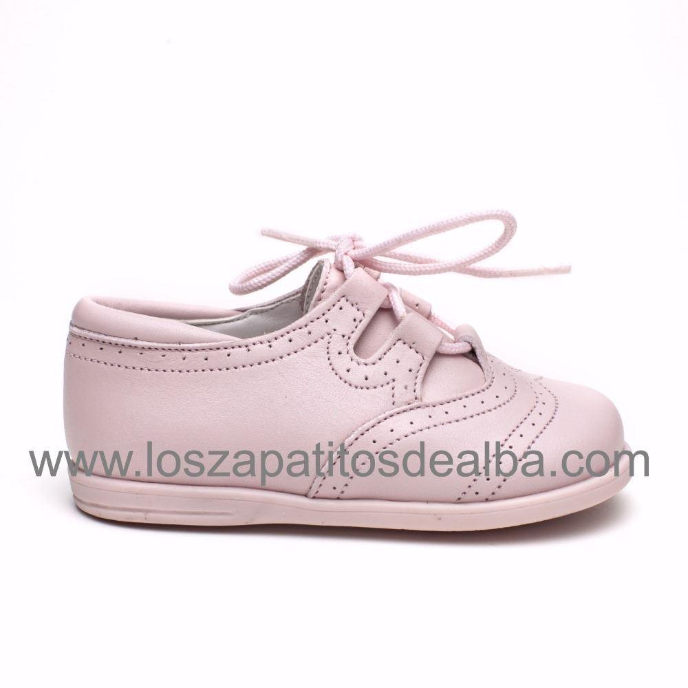 32d86276d00 Zapatos Inglesitos Rosa Modelo Berta baratos