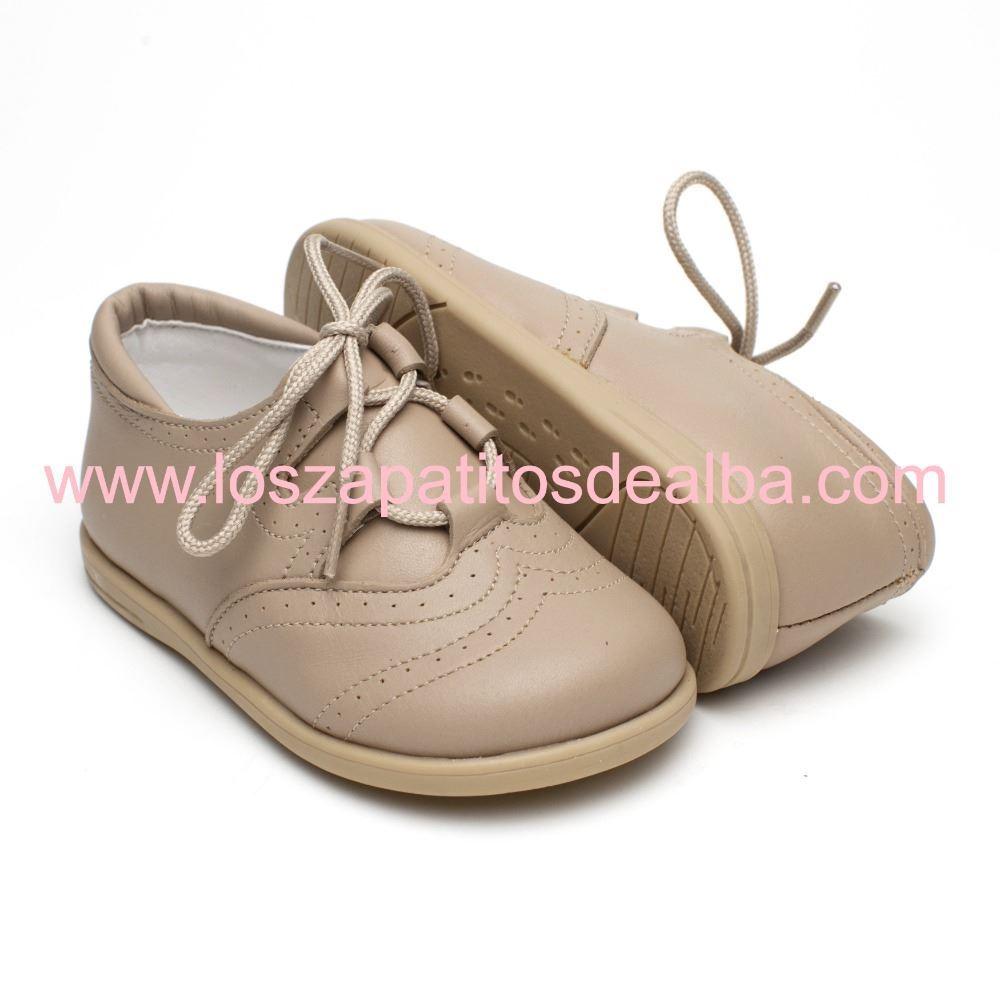 dbf747db3 ... Zapatos Inglesitos Niño Camel Piel Modelo Bruno (2)