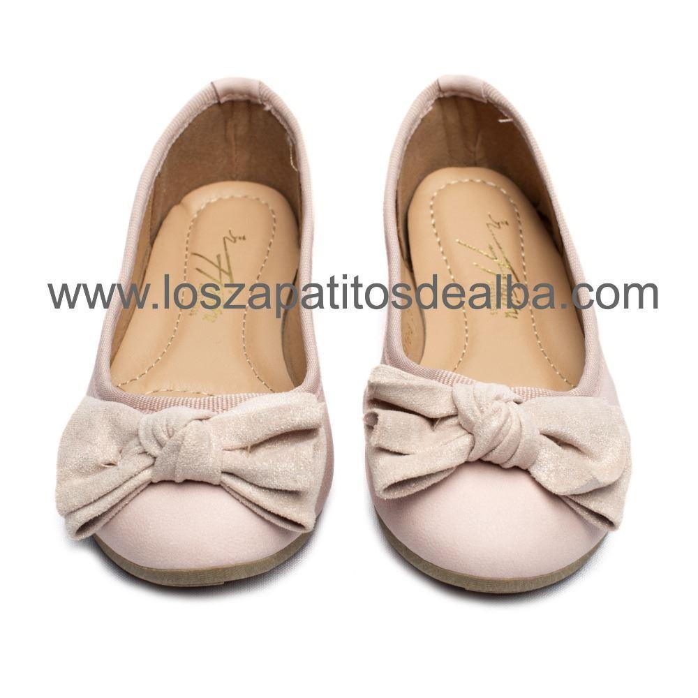 94fd2552a4d Zapatos Comunión Niña Rosa; Zapatos Comunión Niña Rosa (1) ...