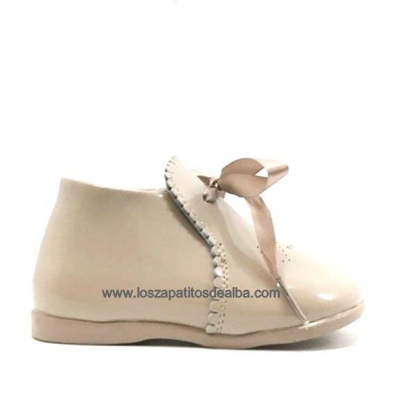 371aea1d6cc Zapatos primeros pasos bebé niño camel Zippy baratos