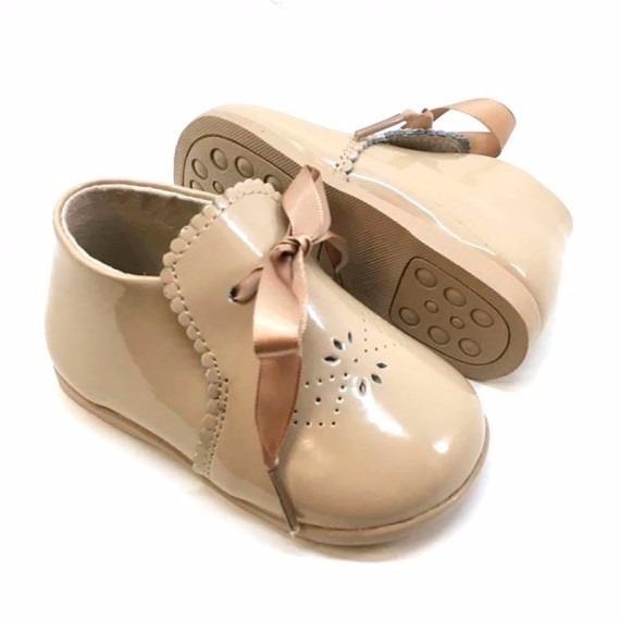 94f971e3e05 Zapatos primeros pasos bebé niño camel Zippy baratos